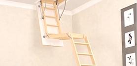 Чердачные лестницы и мансардные окна